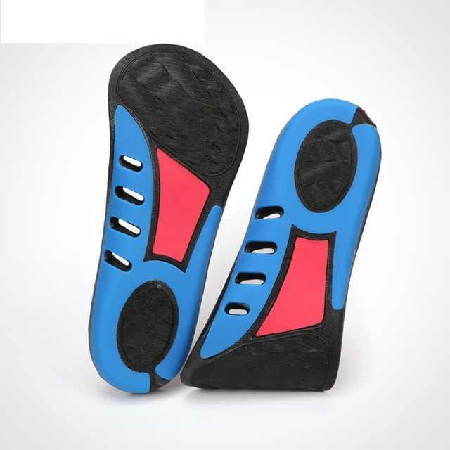 Aleafalling Yeni Bellek Köpük Ortez Arch Ağrı kesici Ayak Doğrultma Ayakkabı Tabanlık Eklemek Pedleri Ayakkabı Kaymaz IS11