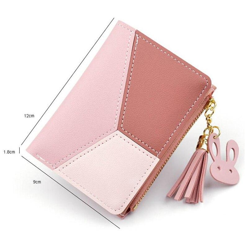 Geometric Women Clutch  Wallets 24