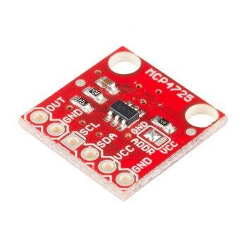 Módulo MCP4725 I2C DAC tablero de desarrollo de ruptura