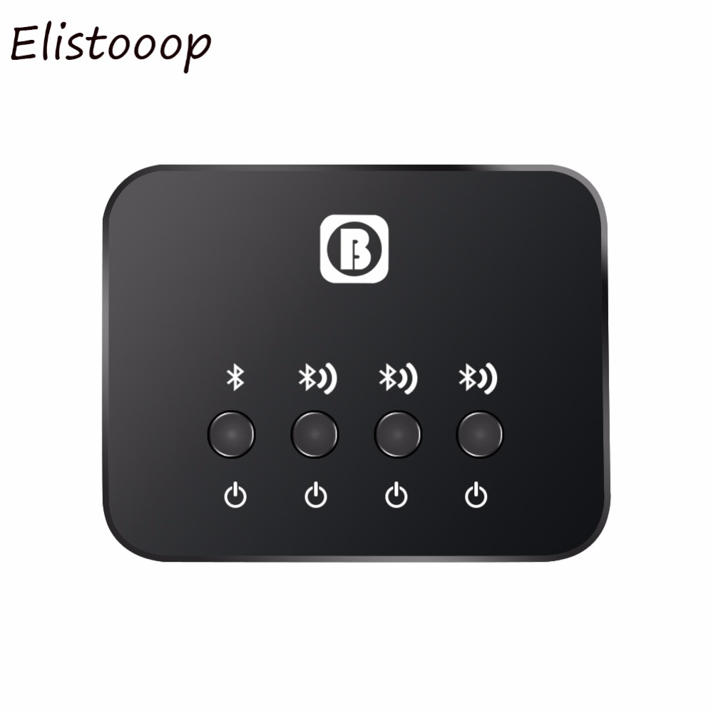 2018 Mini Optical Bluetooth Transmitter Aptx 1 To 3 Multi-pair For Tv Dual Link Wireless Music Audio Adapter For Speaker