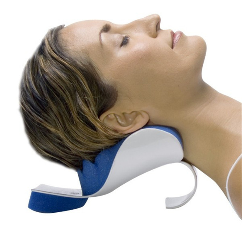 neck pillow neck and shoulder relaxer real ease neck support