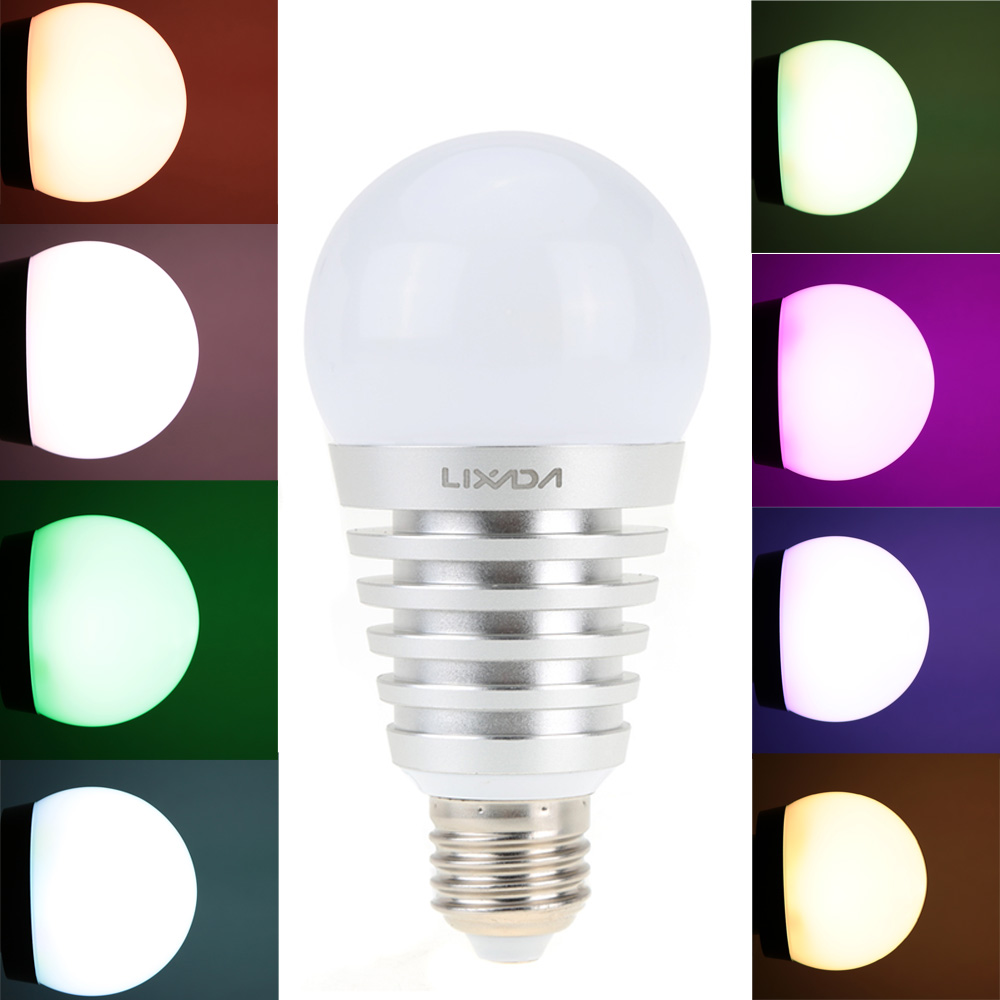 iphone controlled lighting. Tomshine Bluetooth Smartphone Controlled Dimmable Color Changing Lamp LED RGBW Smart Light E27 Bulb For IPhone \u0026 IPad Android-in Bulbs Tubes From Iphone Lighting O