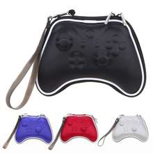 Nylon Protective Air Foam Hard Pouch Case for Xbox One Controller Lightweight Easy Carry Bag Case Cover For Game Controller