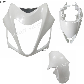 Unpainted Side Cowl ABS Injection Fairing fit for Suzuki Hayabusa GSXR1300 2008-2014