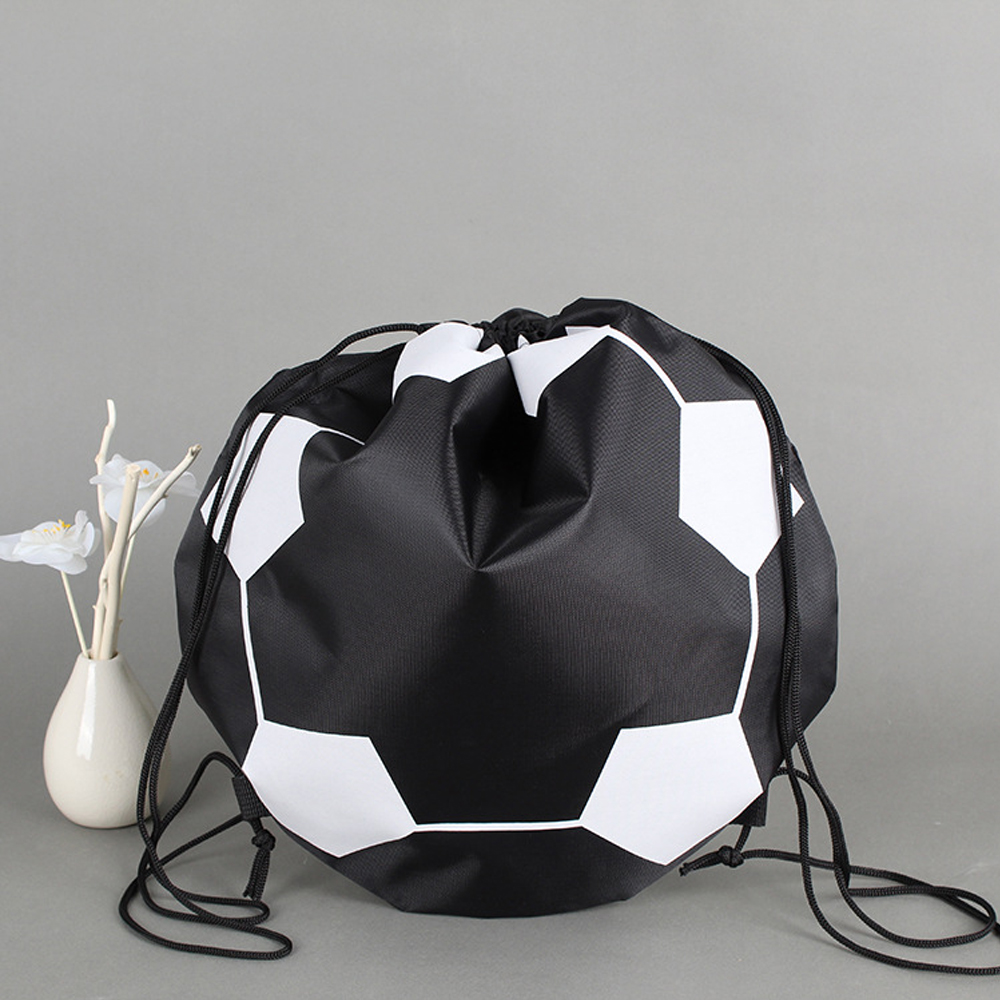 Bright High Quality Outdoor Durable Standard Nylon Portable Net Bag Ball Carrying Mesh Net Bag For Training Football Carry On Bag