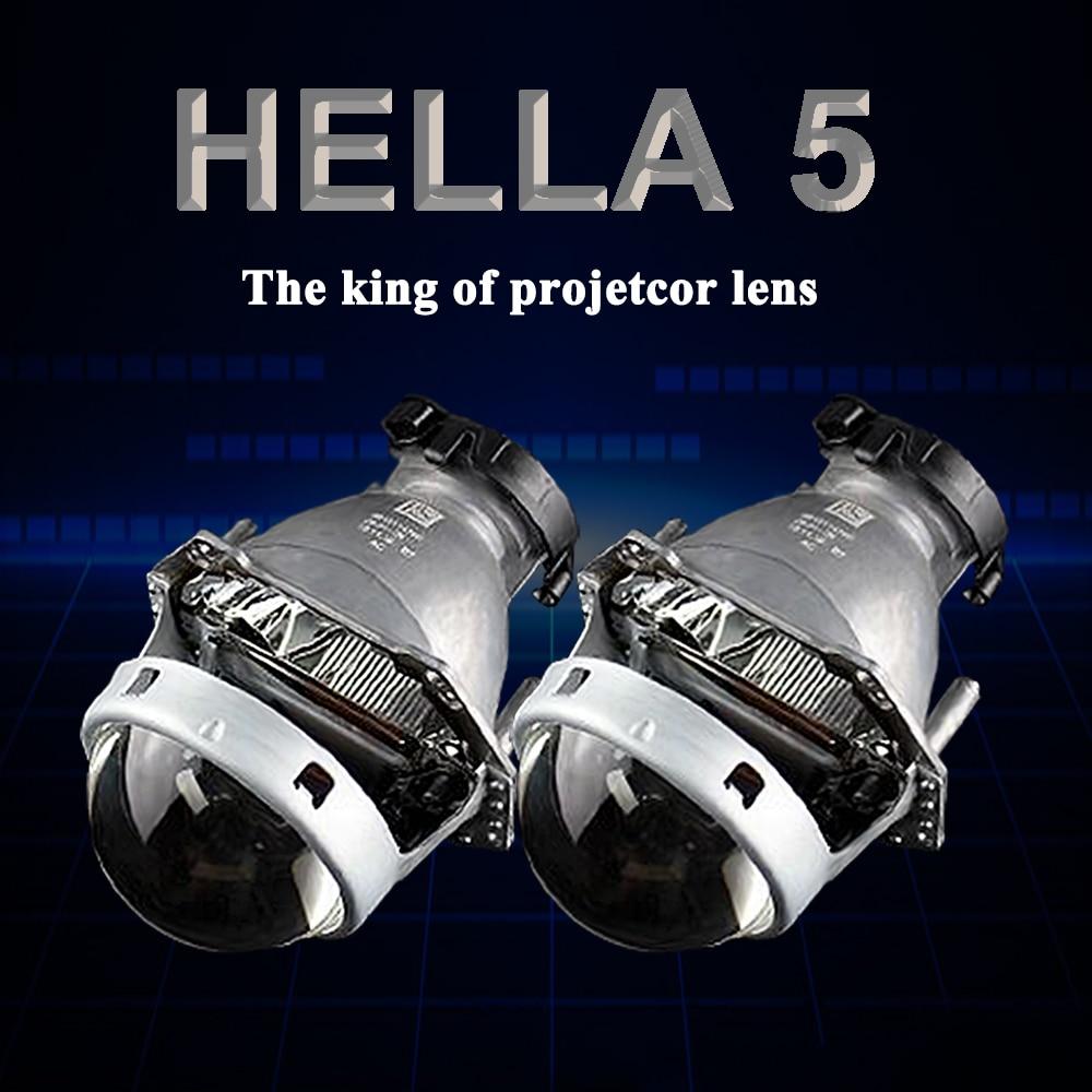 3 0 inch hella 5 car Bixenon hid Projector lens metal holder for D1S D2S D3S