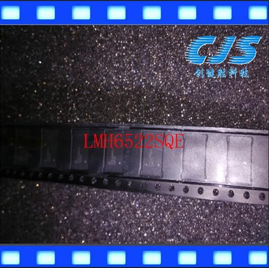 100% New Original LMH6522SQE LMH6522SQE/NOPB 6522 WQFN-54