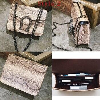 Snake Chain Crossbody Bag  5