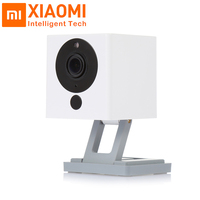 Original Xiaomi Mijia Xiaofang 1S Smart IP Camera 180 Degree F2.0 Digital Zoom Smart Camera IP WIFI Wireless Camaras Cam IR cut