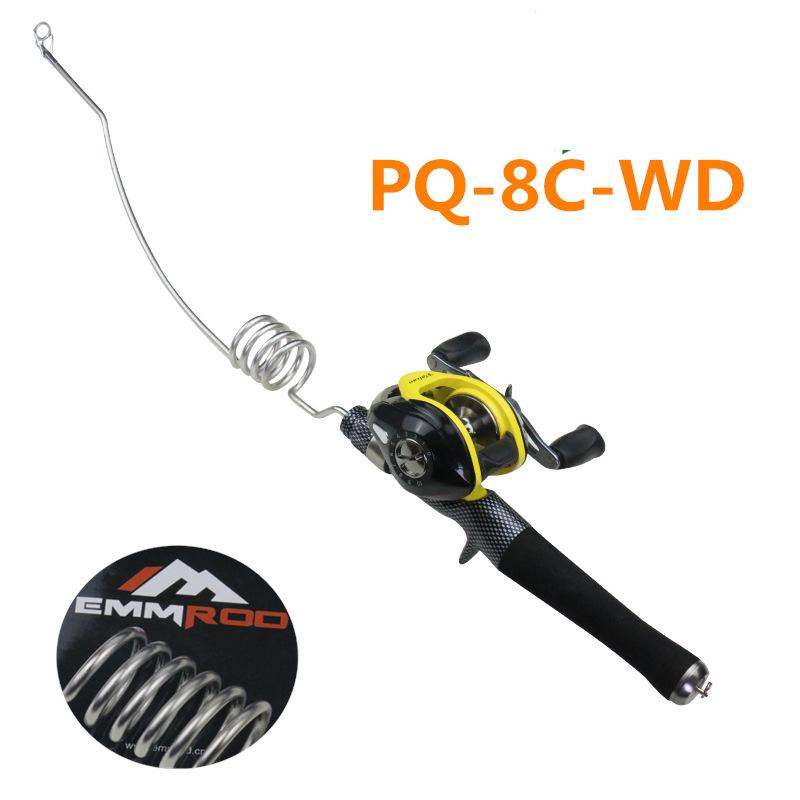 8C- soft fishing spring force fishing rod set  spring force pole + 11 BB road sub water drops wheel Fishing Supplies--D2 робот sphero bb 8 special edition браслет force band