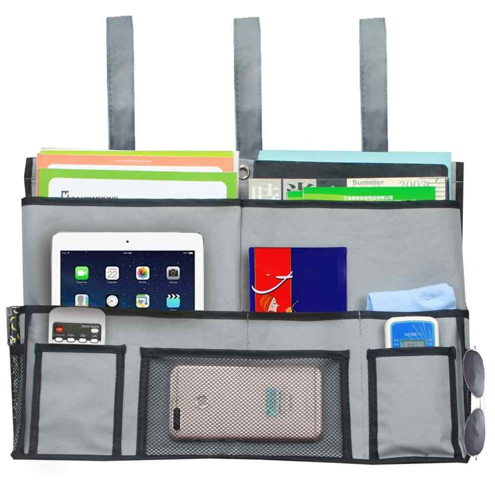 فلامنغو نمط القطن الكتان حقيبة تخزين قابلة للحمل الحائط خزانة حديقة معلقة جدار الحقيبة لعب للتجميل المنظم @ 15