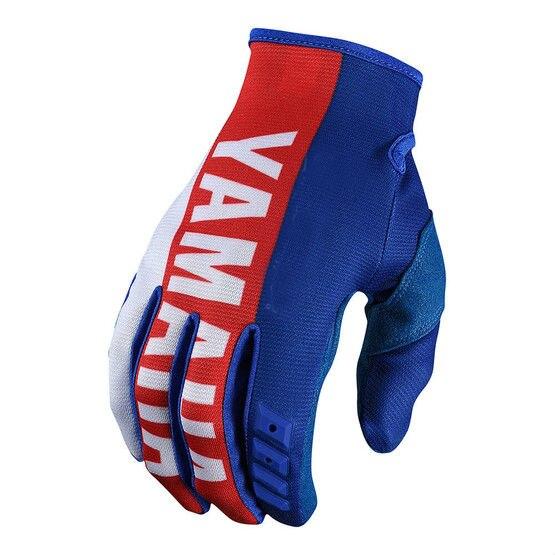 3b2b278f MX guantes para yamaha Off Road MTB Mountain Bike bicicleta BMX ATV guantes  Motocross motocicleta ciclismo