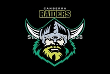 Canberra Raiders Flag 3ft X 5ft National Rugby League NRL Banner Size 4 144* 96cm Flag