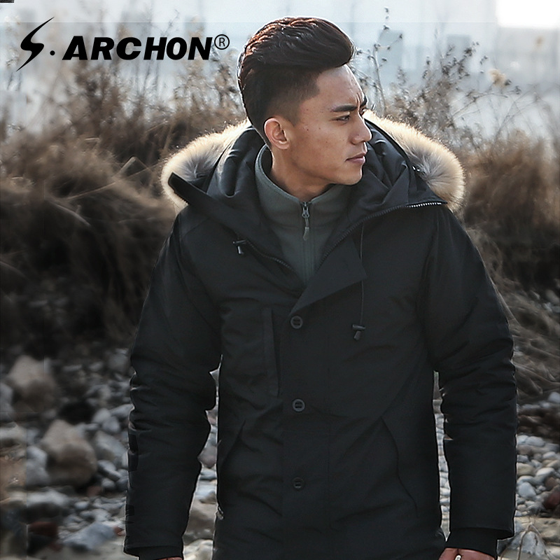 N-3B US Winter Warm Tactical Jacket Men Thermal Portable Down Cotton Padded Coat US Army Military Parkas Jackets gf go7300 b n a3 gf go7400 b n a3