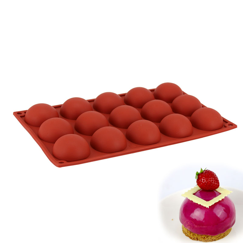 WIILII Silicone Cake Mold Shape Cookie Decorating Tools