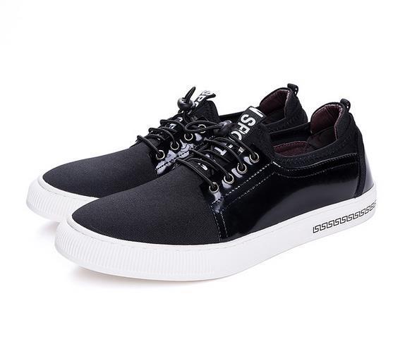 Envío libre!!! Sanbuqi zapatos de marca para 2016 temporada Qiu dong yardas grandes de cuero de Los Hombres usar desodorante antideslizante 38 a 48 = 29 cm