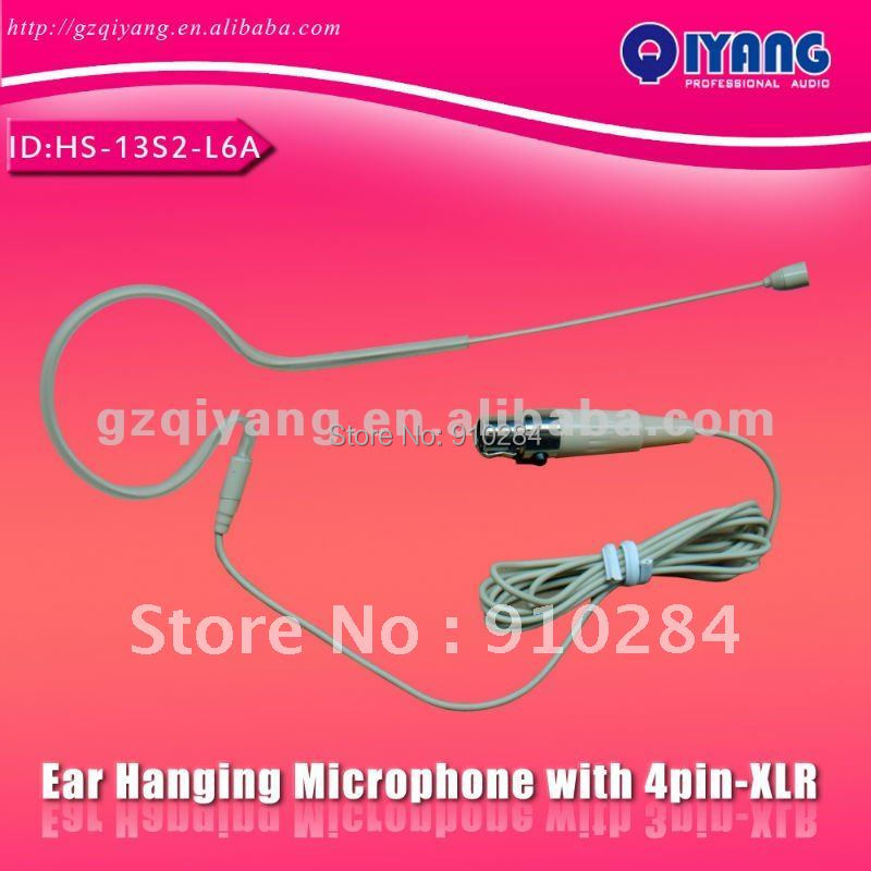 online buy whole shure microphones from shure hs 13s2 l6a for shure models skin color 4pin mini xlr mini monaural headset