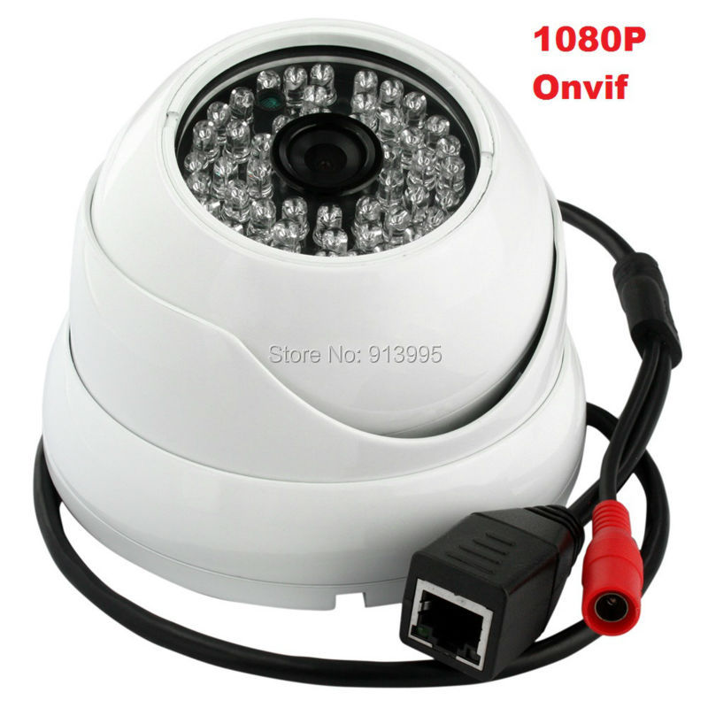 ФОТО 2MP full HD H.264 onvif 2.0 p2p  CCTV surveillance security network video webcam indoor/ outdoor dome ip camera 1080P