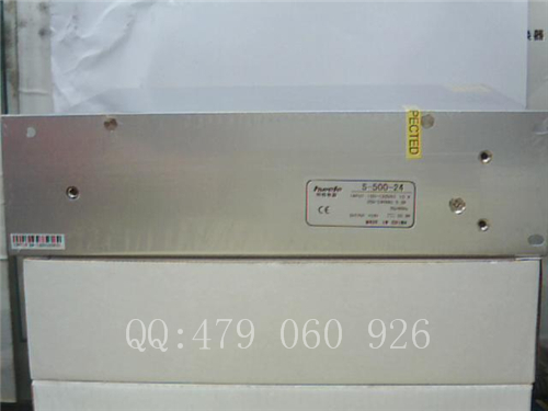 [ZOB] Heng Wei switching power supply S-500-24 24V20A[ZOB] Heng Wei switching power supply S-500-24 24V20A