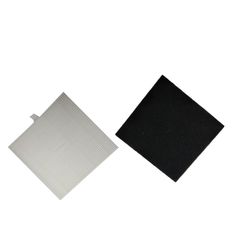 2pcs Hepa Filter Sponge Filters Kit For Ilife X750/v8/v8s Robot Robotic Vacuum Cleaner Spare Parts Filter Accessories Cleaning Appliance Parts Home Appliance Parts
