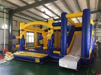 Factory direct Inflatable slide Inflatable castle Witch Castle Slide KYB-27
