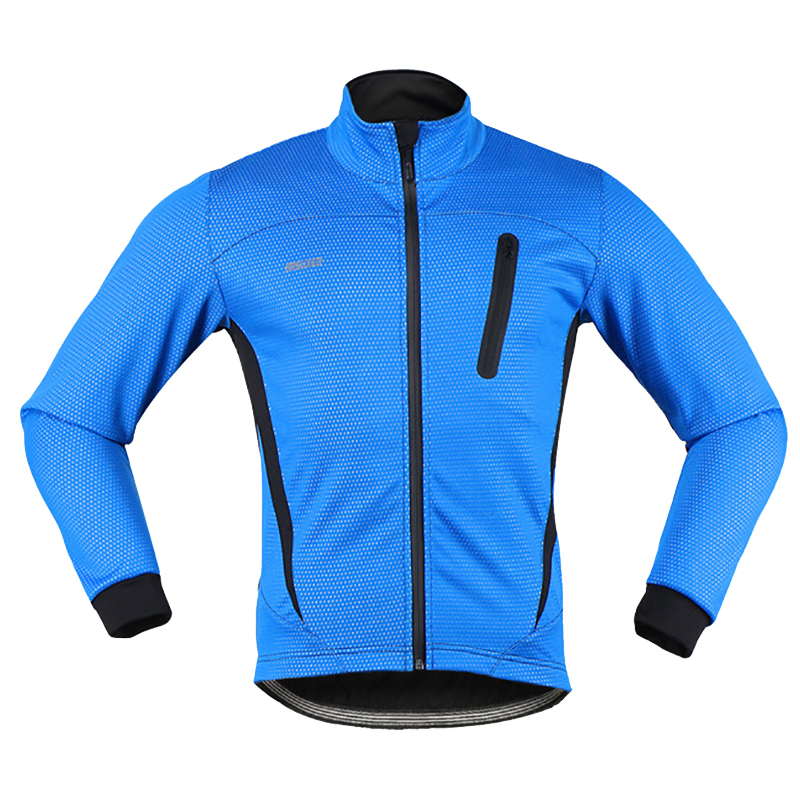 Men Warm Up Fleece Bicycle Cycling Jacket Clothing Thermal Cycling Jacket Windproof Sports Coat MTB Bike Jersey Multi Colors topeak outdoor sports cycling photochromic sun glasses bicycle sunglasses mtb nxt lenses glasses eyewear goggles 3 colors