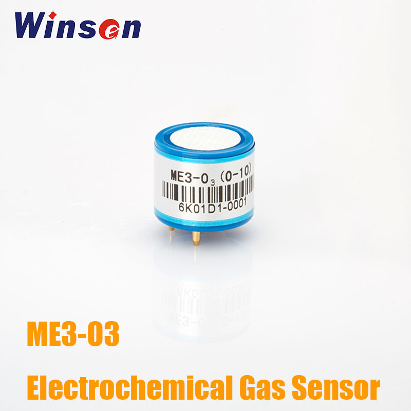 2PCS Winsen ME3 O3 Gas Sensor Good Anti interference Ability Excellent Repeatability and Stability Environmental Protection