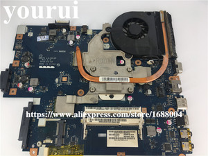 For ACER 5552G 5551G Laptop motherboard MBPTQ02001 NEW75 LA-5912P + heatsink +cpu =instead LA-5911P motherboard DDR3 works(China)