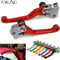 Motocross Dirt Bike Brake Clutch Lever For Honda CRF 230 F 2003 2009 2004 2005 2006