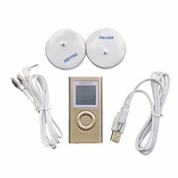 TENS EMS Electrical Muscle Stimulator Full Body Massager Digital Acupuncture Electrotherapy Machine With LCD Screen For