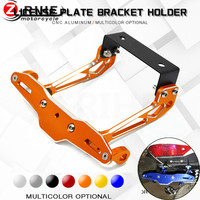 Fender Eliminator motorcycle License Plate Bracket Ho Tidy Tail Universal for bmw s1000rr 2010 2011 2012 2013 2014 r1200gs 2004