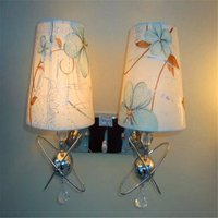 Cloth Wall Lamp Apply To Hotels Guesthouses Engineering Home Bedroom Living Room Hallway And Other Places