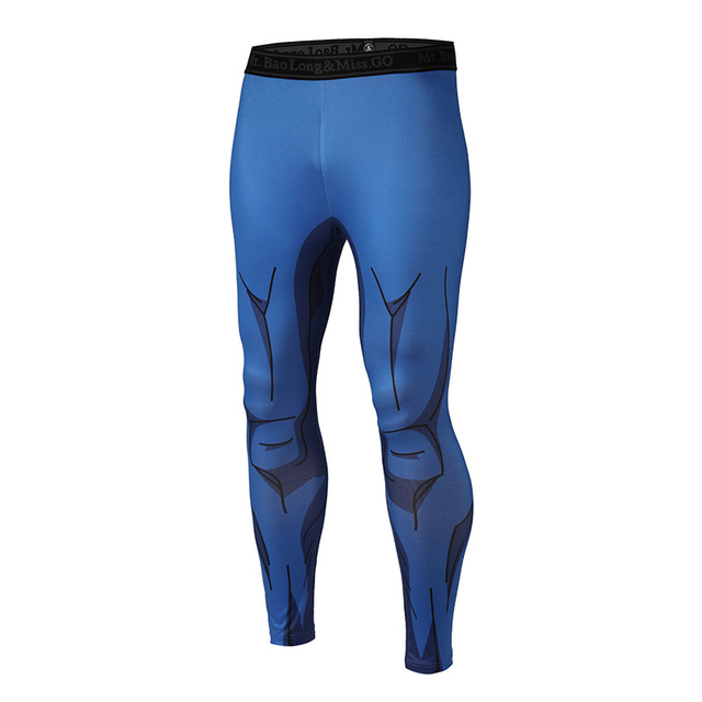 Dragon Ball Tight Athletic Compression Pants (9 Styles)