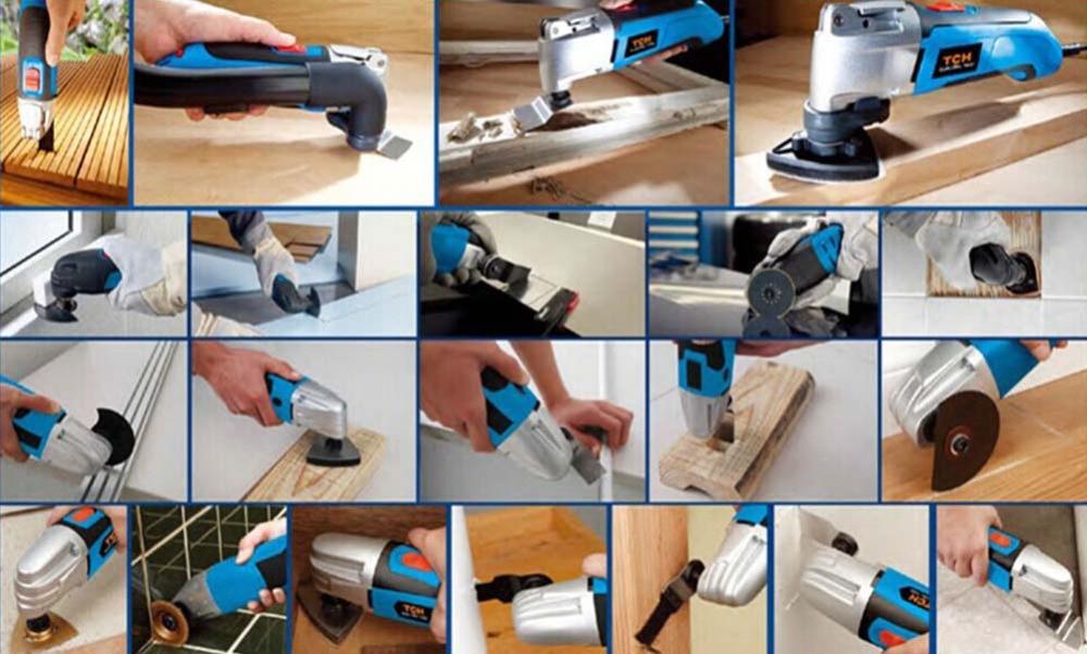 5 piezas bimetálicas 32mm herramientas oscilantes universales - Hojas de sierra - foto 6