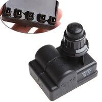 Substituição da grade a gás do bbq 5 tomada aa bateria botão de ignição novo|Peças p/ cooktop| |  -