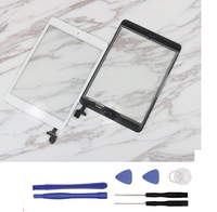 Touchscreen Sensor For IPad Mini1 2 A1489 A1490 A1491 Digitizer Front Glass Touch Panel Replacement With