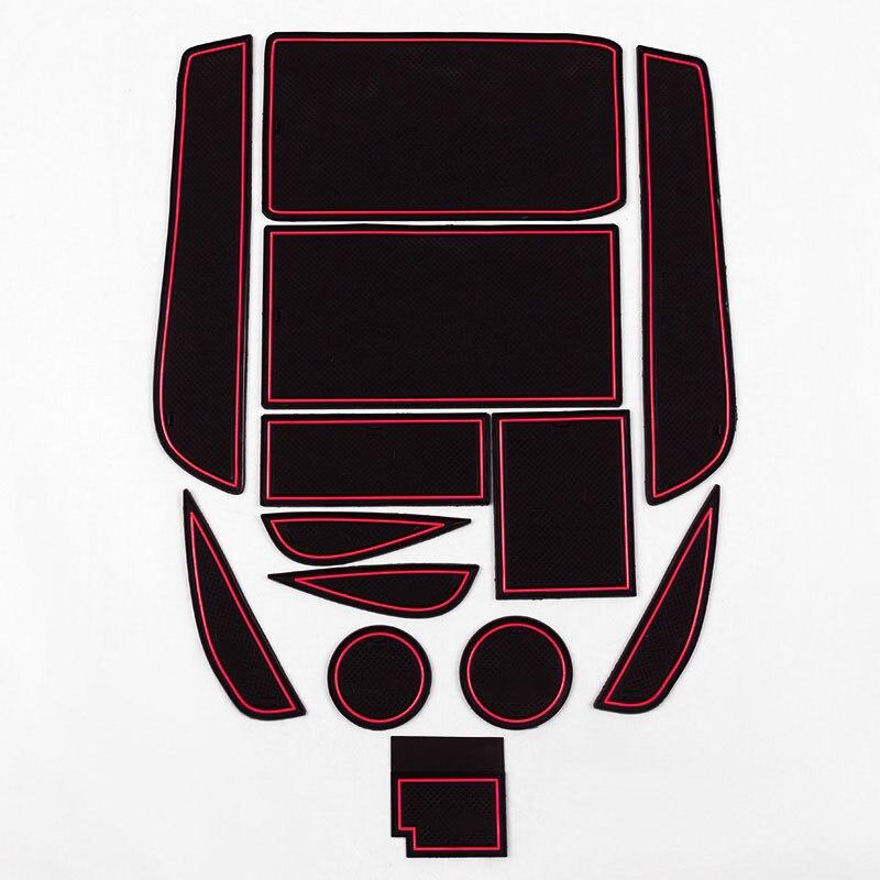 2013 Lexus Es Interior: Lsrtw2017 Latex Car Cup Anti Slip Mat For Lexus Es200