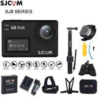 Original SJCAM SJ8 Stabilizer Action Camera 4K 1200mAh Waterproof Sport Action Cam WiFi Remote Video Camera HD DVR Car Camera