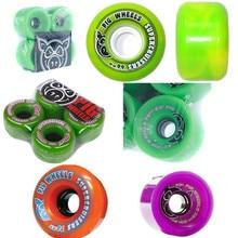 SK8ER CHOCOLATE Stout Skateboard Wheels Green/Orange/Blue PU Skateboarding Wheel 52/53/54mm Ruedas Skate