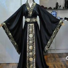 Costume Han costumes Male students Ancient costumes scholar Han Dynasty Minister served the official dress
