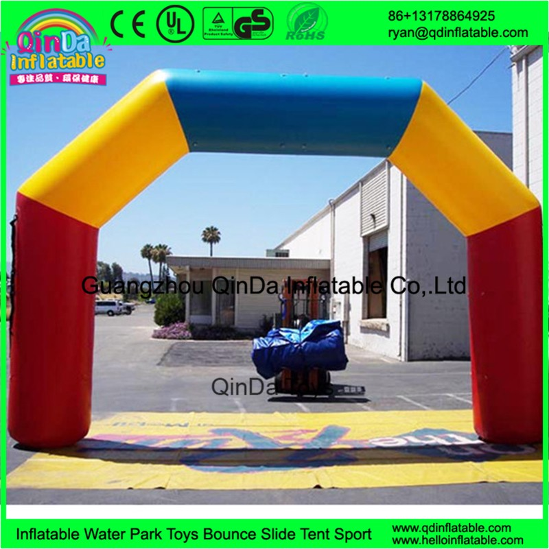 inflatable arch finish line18