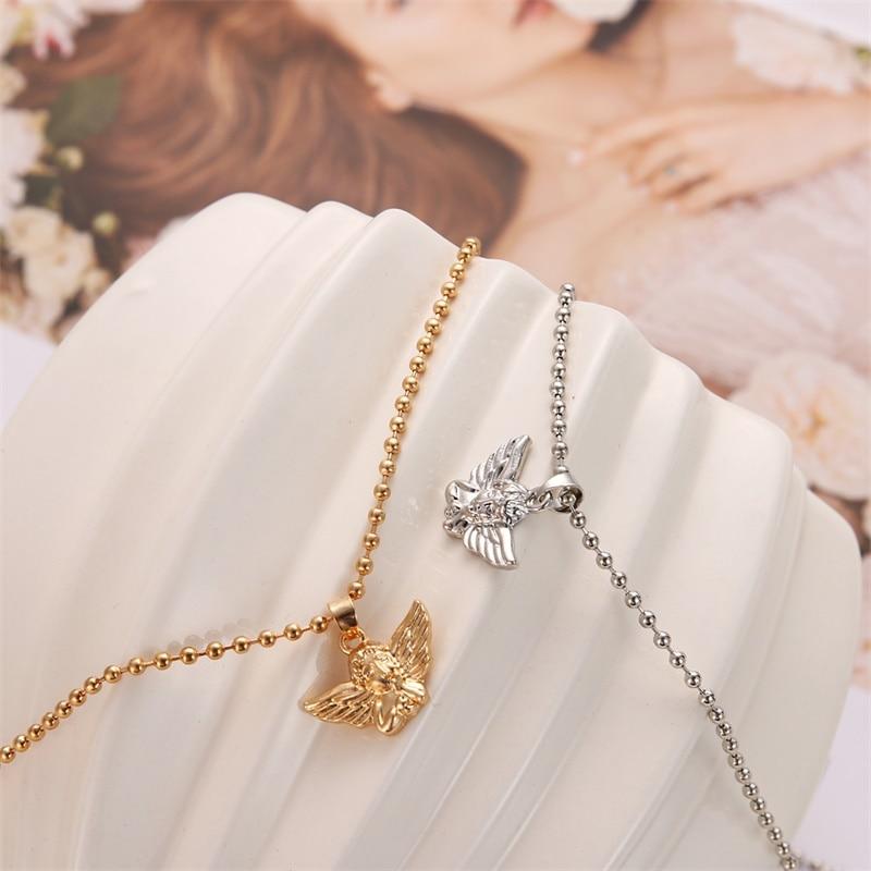 Femmes Mode Rétro Fleur Collier Long Rose Pendentif Chandail Chaîne Cadeau Fête