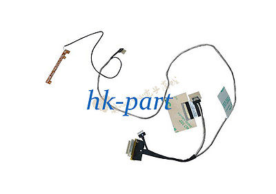NEW For LENOVO For IBM For THINKPAD Edge S431 S440 Ultrabook LVDS Touch Video Cable 04X2067,Free shipping  new led flex video cable for ibm lenovo x201 x201i series 44c9990 44c9991