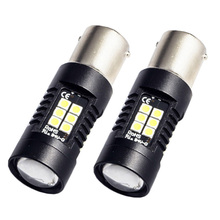 2pcs P21W LED 1156 BA15S LED Bulbs Car Lights 1200Lm Turn Signal Reverse Brake Light R5W 3030 LEDs 12V 24V Automobiles Lamp D040 nike air jordan 4 original men basketball shoes non slippery wear resisting air cushion outdoor sports sneakers 308497