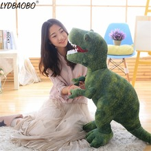 1pc 70/80/110cm Dinosaur plush toys hobbies cartoon Tyrannosaurus Triceratops stuffed toy dolls children boys baby Birthday Gift