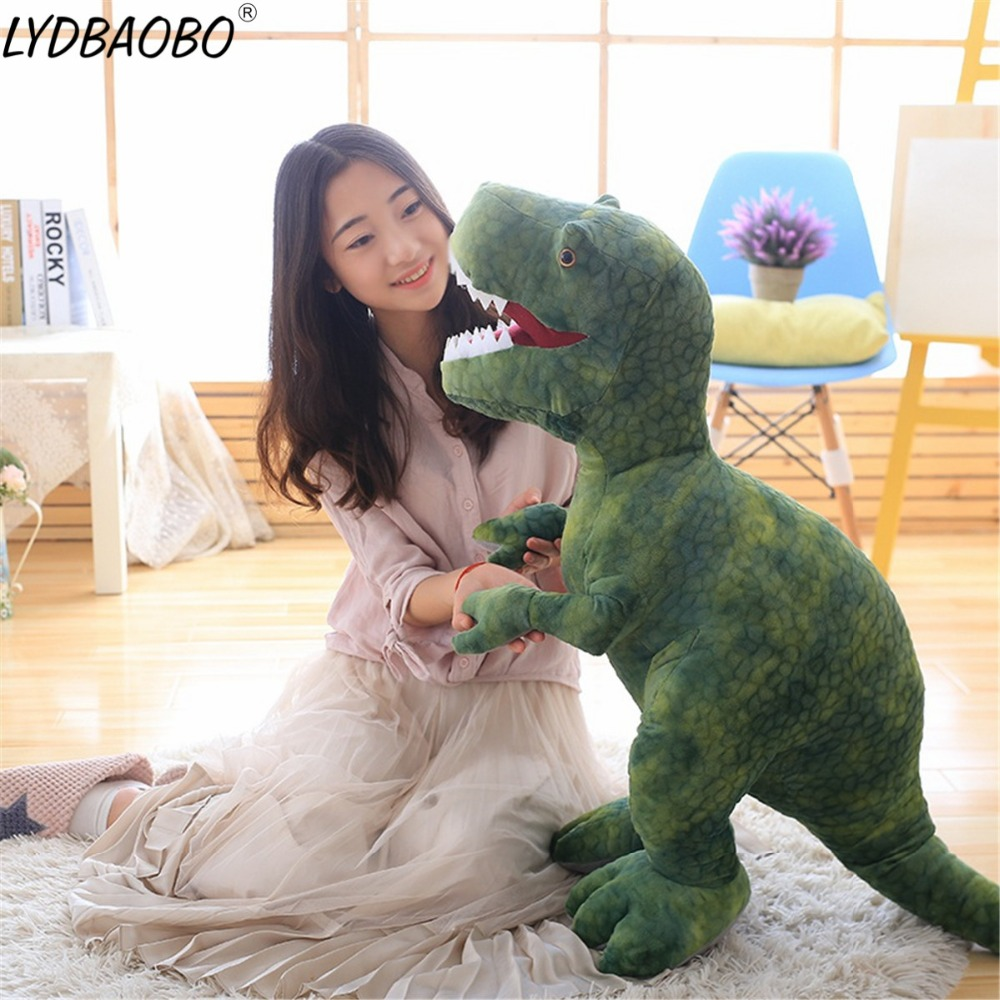 1pc 70/80/110cm Dinosaur plush toys hobbies cartoon Tyrannosaurus Triceratops stuffed toy dolls children boys baby Birthday Gift1pc 70/80/110cm Dinosaur plush toys hobbies cartoon Tyrannosaurus Triceratops stuffed toy dolls children boys baby Birthday Gift