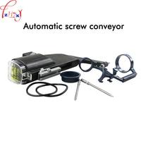 Automatic screw conveyor hand held automatic screw machine arranger portable automatic screw feeder