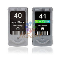 Flash Sale 1 Set PG 40 CL 41 Ink Cartridge For CANON PG40 CL41 For Canon