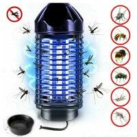 Ev ve Bahçe'ten Tuzaklar'de Sinek öldürücü elektrikli sinek kapanı haşere cihazı böcek yakalayıcı otomatik sinek yakalayıcı tuzak öldürme haşere Anti sivrisinek tuzağı ab/abd fiş