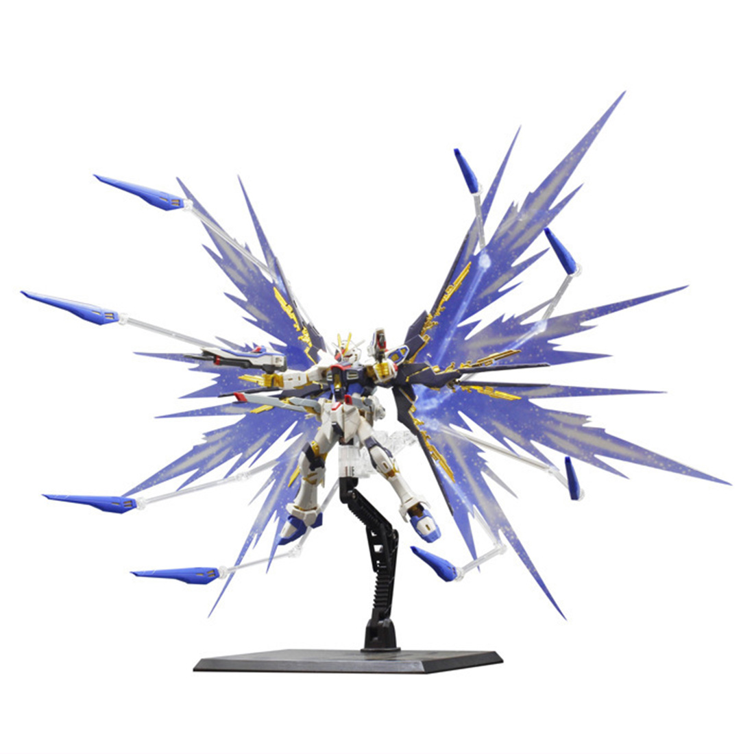 Light Wing Modified Part Set Wing Decoration Expansion Kit For Gundam 1/144 Model